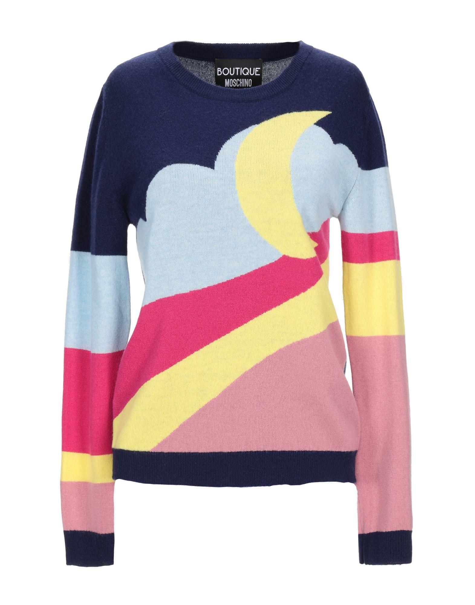 MOSCHINO | BOUTIQUE MOSCHINO Sweaters 39948199 | Goxip