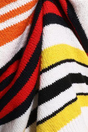 ROSIE ASSOULIN Striped cotton sweater