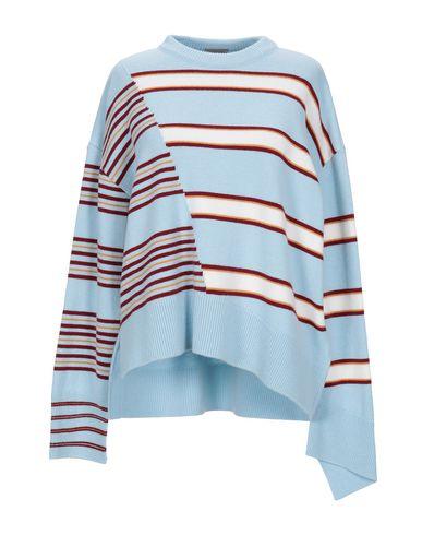 Фото - Женский свитер MRZ небесно-голубого цвета