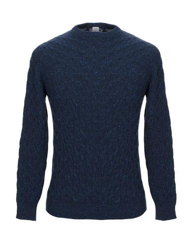Фото - Мужской свитер ELEVENTY темно-синего цвета