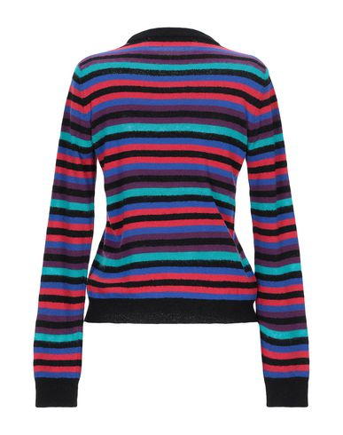 Фото 2 - Женский свитер MADEGRÈ черного цвета