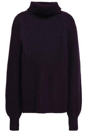 GOAT LIBRARY Ribbed-knit turtleneck sweater