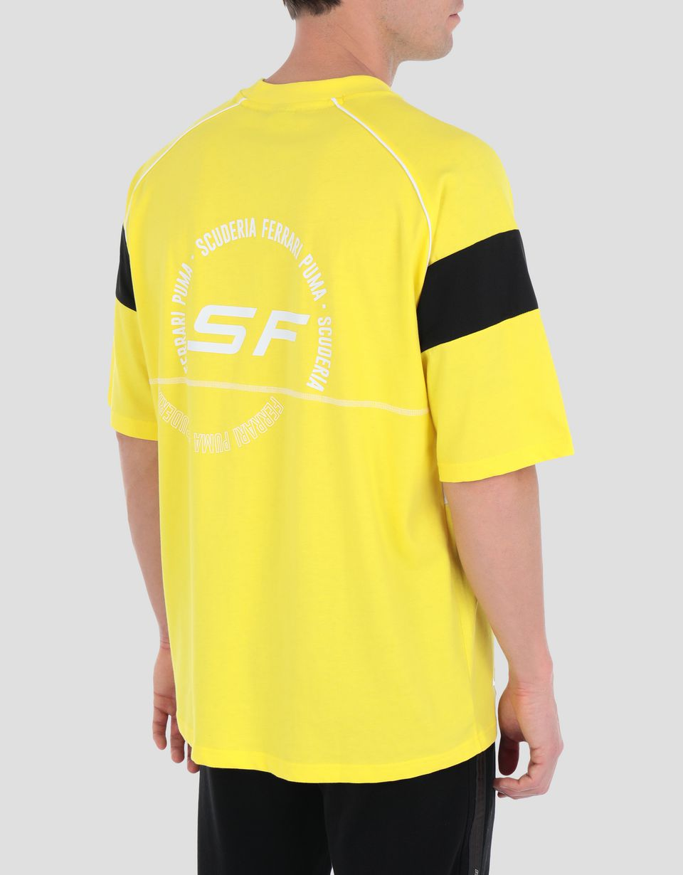 Scuderia Ferrari Online Store - Men's Scuderia Ferrari Speed Cat T-shirt - Short Sleeve T-Shirts