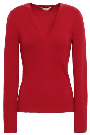 MICHAEL KORS | Michael Kors Collection Cashmere Sweater | Goxip