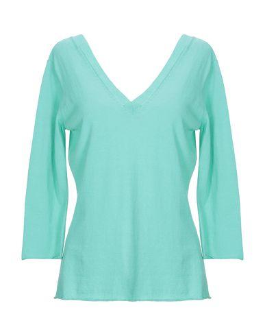 Фото - Женский свитер FLOOR светло-зеленого цвета