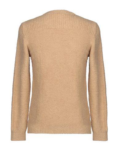 Фото 2 - Мужской свитер ROBERTO COLLINA цвет песочный