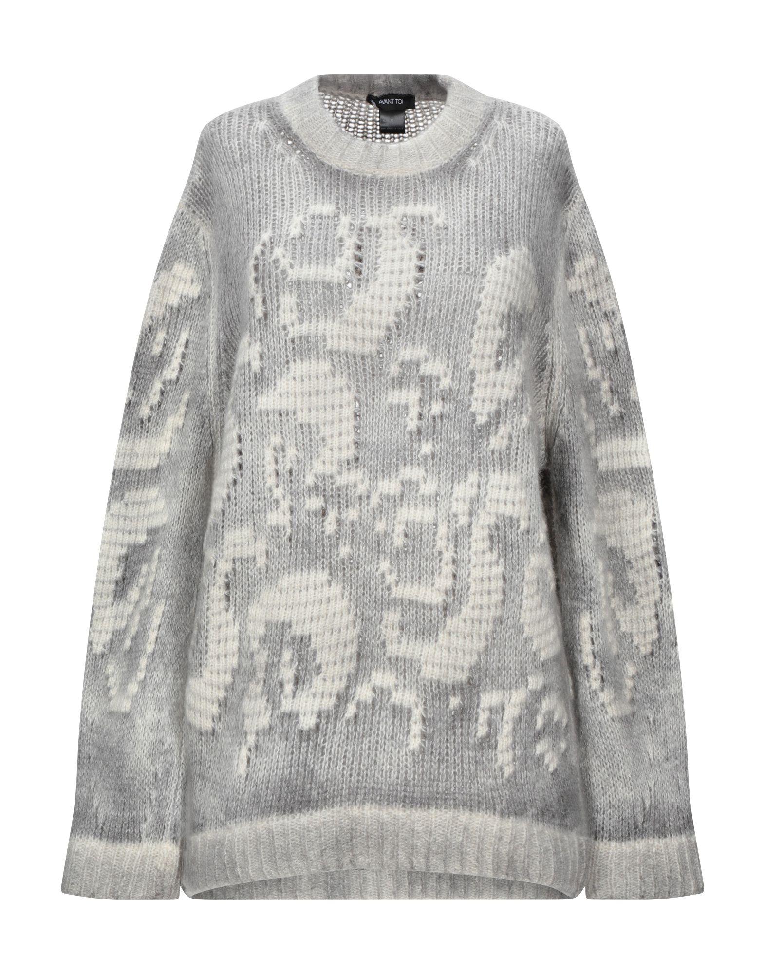 AVANT TOI Свитер avant toi вязаный свитер с отделкой