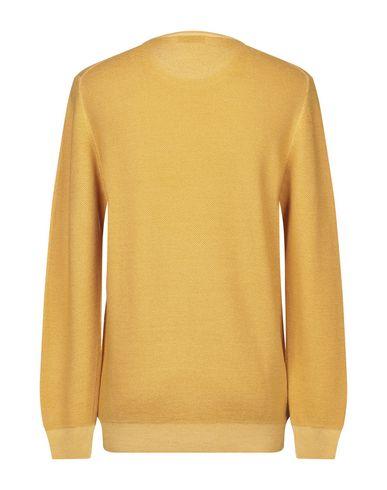Фото 2 - Мужской свитер GRAN SASSO желтого цвета