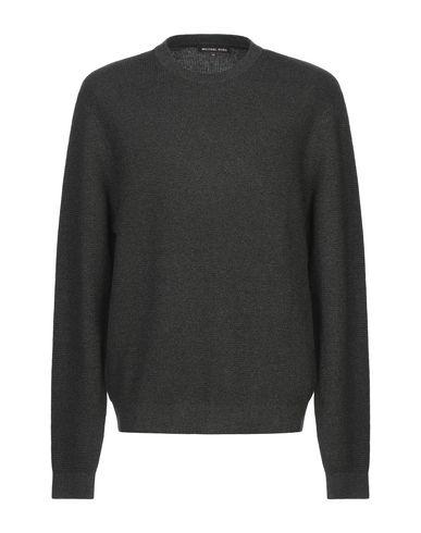 Купить Мужской свитер MICHAEL KORS MENS темно-зеленого цвета