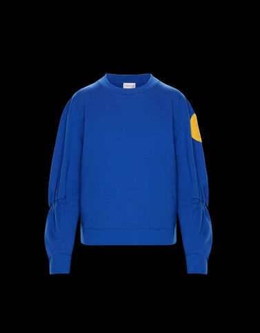 SWEATSHIRT Bright blue Category Sweatshirts