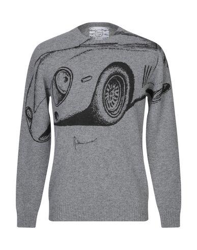 Фото - Мужской свитер CLASHIN.G CRABS серого цвета