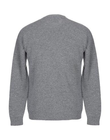 Фото 2 - Мужской свитер CLASHIN.G CRABS серого цвета
