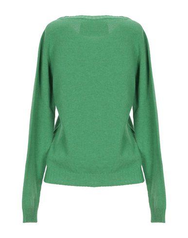 Фото 2 - Женский свитер CLASHIN.G CRABS зеленого цвета