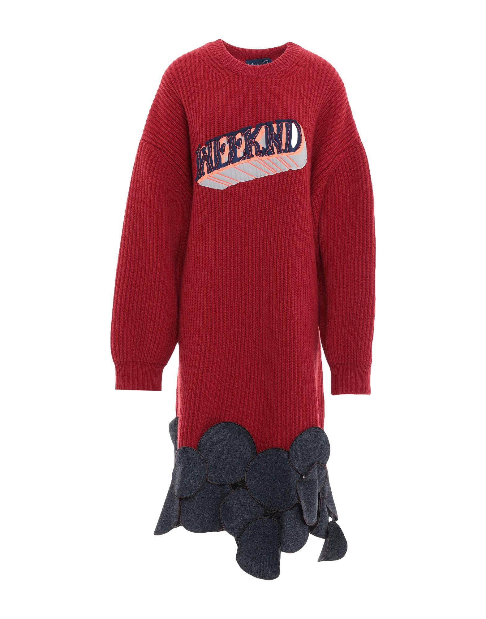 KOLOR Платье до колена kolor beacon свитер