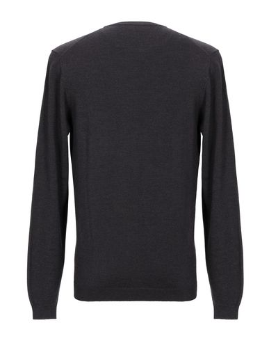 Фото 2 - Мужской свитер ALPHA STUDIO темно-коричневого цвета