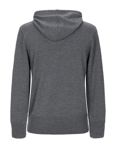 Фото 2 - Мужской свитер CHAMPION x PAOLO PECORA свинцово-серого цвета