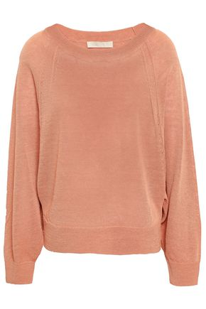 VANESSA BRUNO Linen-blend sweater