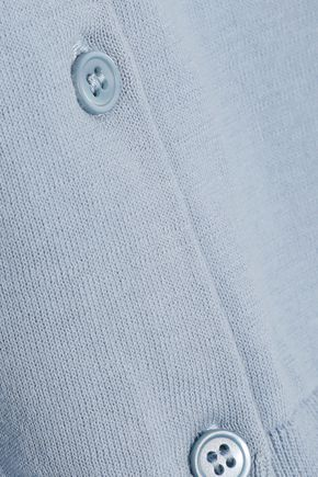 MAX MARA Oria cropped cotton cardigan