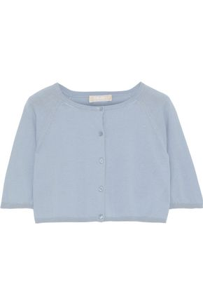 MAX MARA Oria cropped cotton cardigan