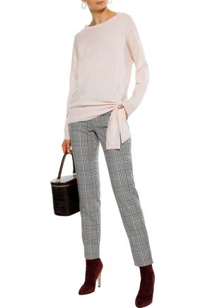 VANESSA BRUNO Knotted wool and cashmere-blend sweater