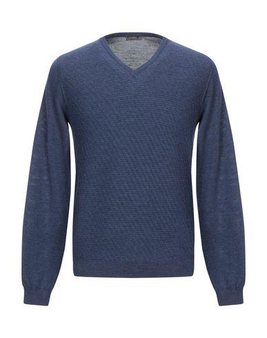 Купить Мужской свитер  синего цвета