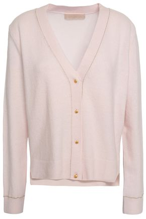 VANESSA BRUNO Wool and cashmere-blend cardigan