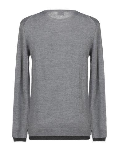 Фото 2 - Мужской свитер OFFICINA 36 серого цвета