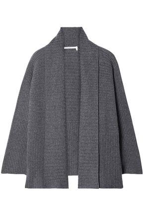 AGNONA Ribbed cashmere cardigan