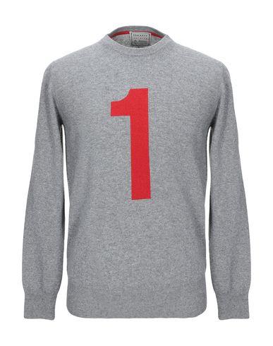Купить Мужской свитер HACKETT серого цвета