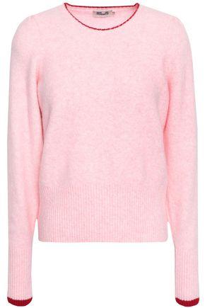BAUM UND PFERDGARTEN Brushed wool-blend sweater