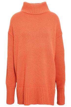 PROENZA SCHOULER オーバーサイズ ウール混 タートルネックセーター
