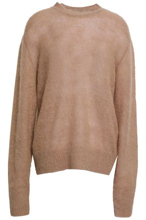 JOSEPH Brushed mohair-blend sweater
