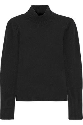 DIANE VON FURSTENBERG Beatrice wool and cashmere-blend turtleneck sweater