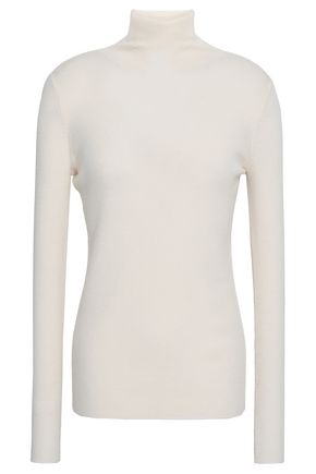 TORY BURCH Ribbed-knit sweater