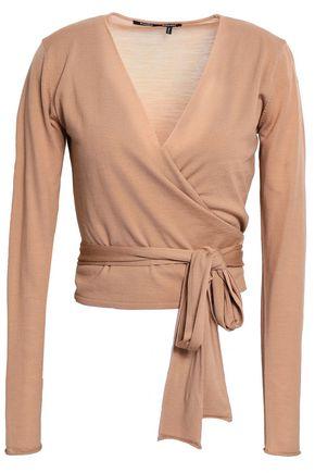 PROENZA SCHOULER Wool wrap top