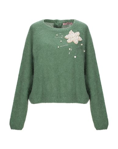 ROSE' A POIS Pullover femme