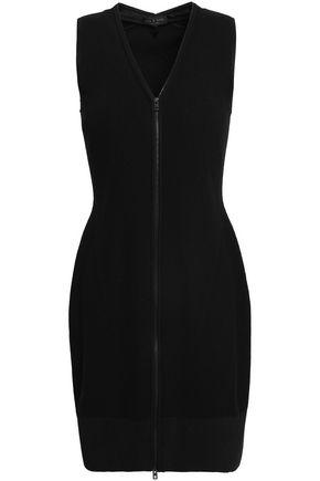 RAG & BONE Ribbed wool-blend mini dress