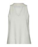 MILLY Damen Rollkragenpullover Farbe Weiß Größe 4