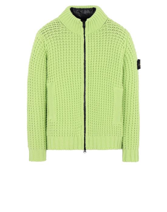 STONE ISLAND 569C8 PRESIDENT'S KNIT Sweater Man Pistachio Green