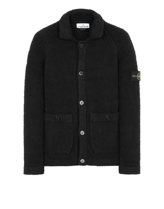 STONE ISLAND 562D2 Sweater Man Black