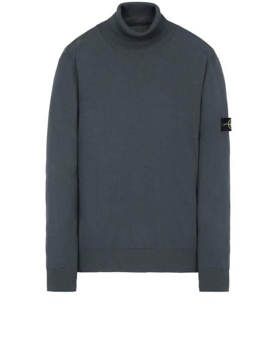 High neck sweater 537C4 STONE ISLAND - 0