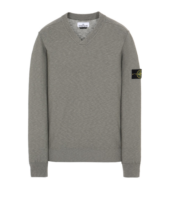 STONE ISLAND 577D1 Sweater Man Mud