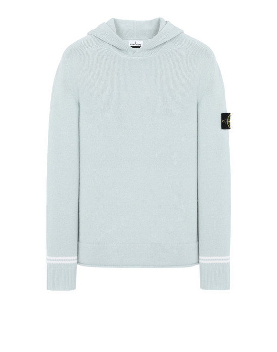 STONE ISLAND 512A3 Sweater Man Dust Grey