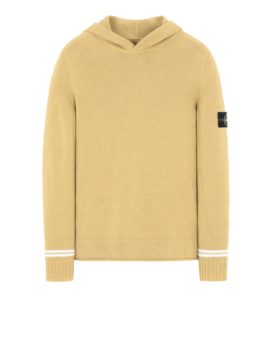 Sweater Man 512A3 Front STONE ISLAND