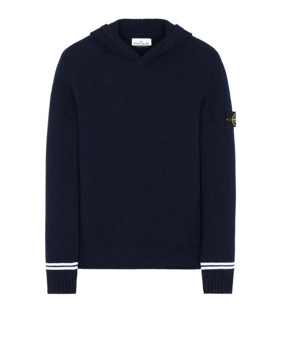 STONE ISLAND 512A3 Sweater Man Blue