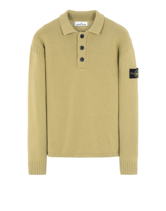 Polo sweater 518B6 STONE ISLAND - 0