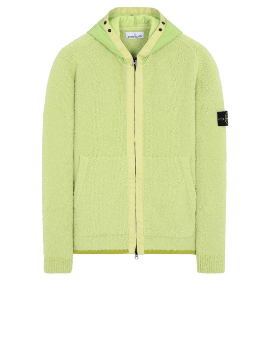 セーター 561D2 KNIT WITH PRIMALOFT® PADDING STONE ISLAND - 0