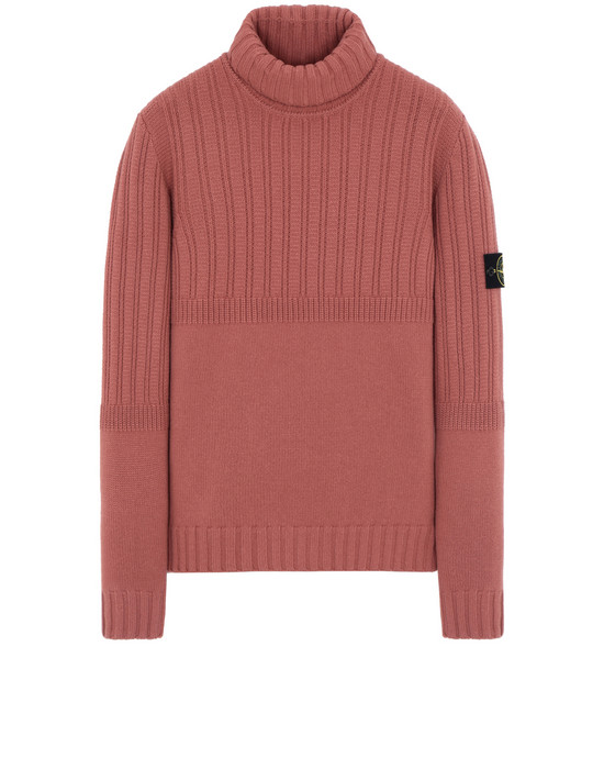 High neck sweater 510B6 STONE ISLAND - 0
