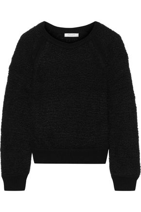 RAG & BONE Brooke bouclé-knit sweater