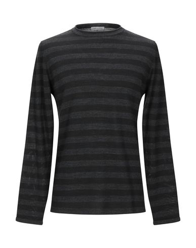 Фото - Мужской свитер DANIELE ALESSANDRINI HOMME цвет стальной серый
